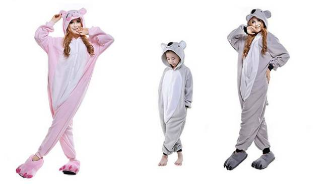2c148aa212 Pijamas originales