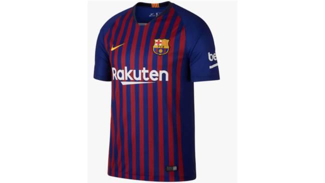 El Clásico  Productos del Real Madrid y el F.C. Barcelona - AS.com 804bf834c985a