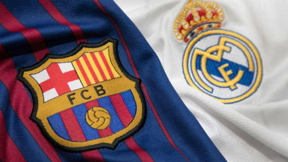El Clásico  Productos del Real Madrid y el F.C. Barcelona - AS.com f0295de2eeb