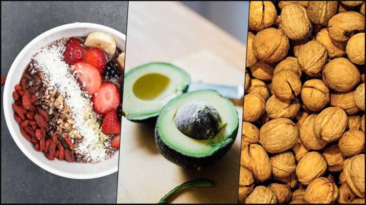 alimentos para una alimentacion sana