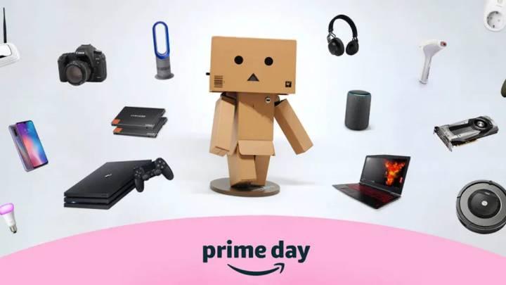 Ofertas del Amazon Prime Day minuto a minuto (2ª parte)