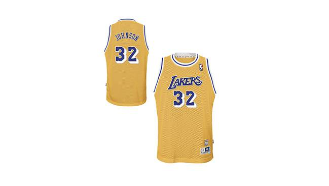 Maillot rétro Magic Johnson NBA