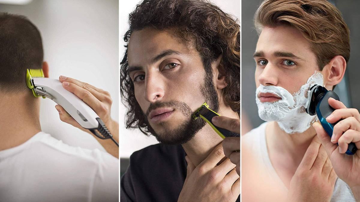 Las Maquinillas De Afeitar Y Recortadoras De Barba Mejor Valoradas En Amazon As Com