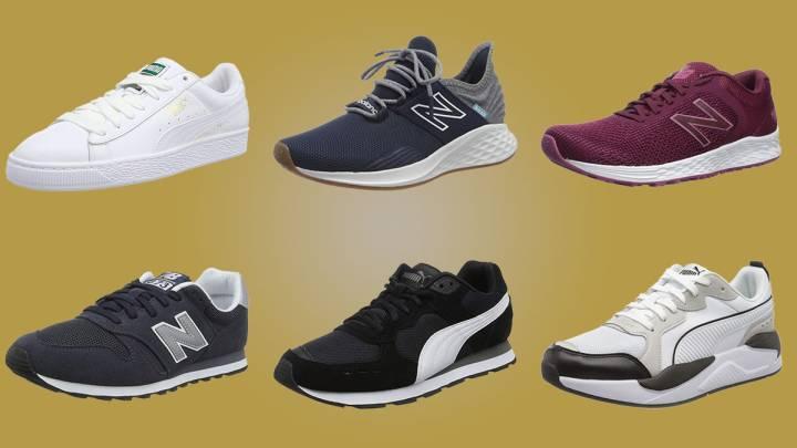 Rebajas en zapatillas para hombre y mujer: seleccionamos ...