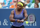Serena Williams remonta ante Wozniacki y alcanza la final