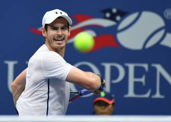 Andy Murray confirma frente a Granollers que sigue enchufado