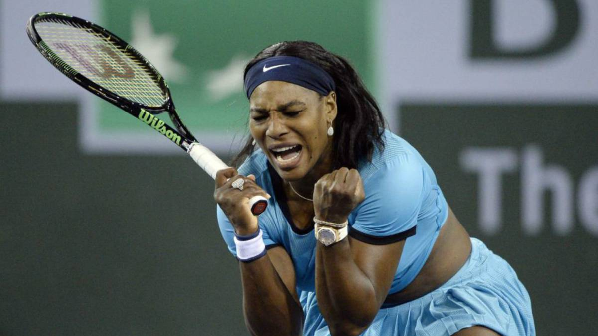 Serena Williams no estará en Indian Wells; Kerber, nueva nº1
