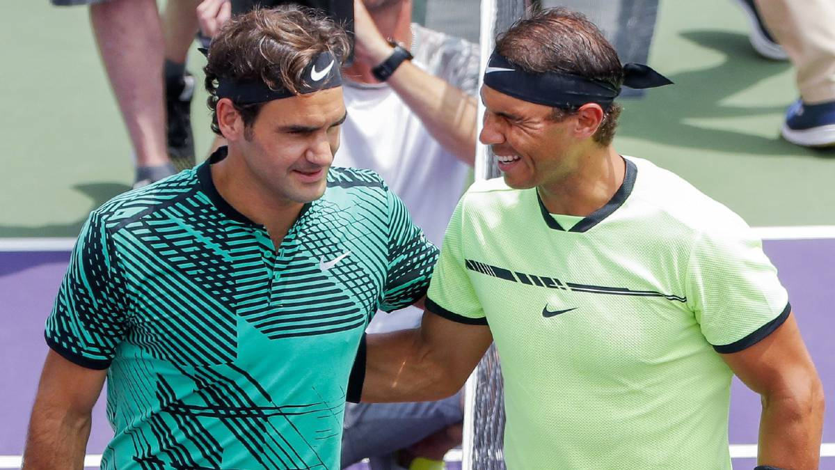Federer beats Nadal in third 2017 final to win Miami Masters