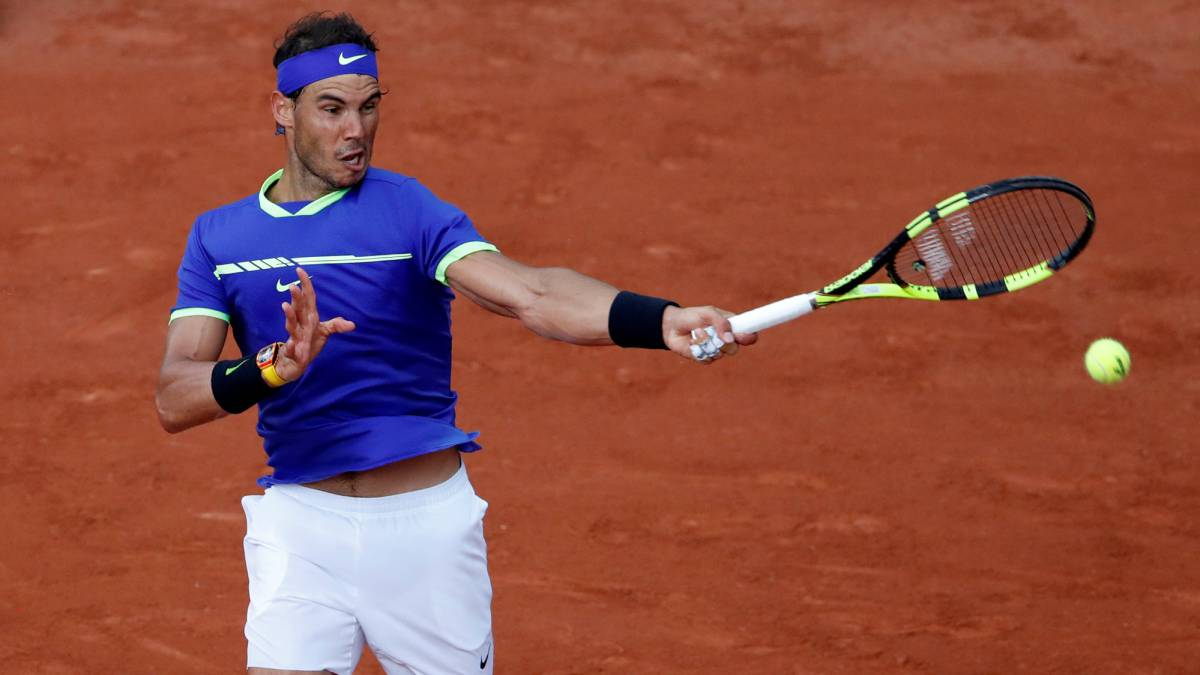 Nadal into French Open quarter-finals after Bautista Agut win
