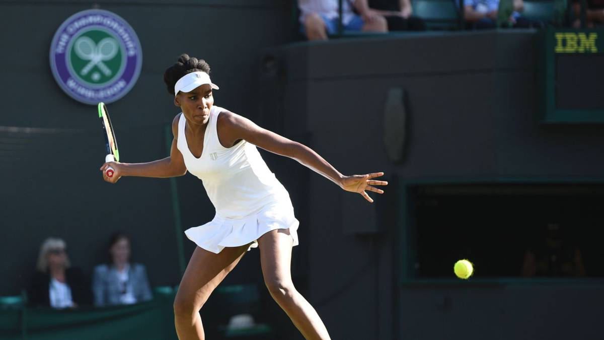 Venus Williams (Wimbledon 2017)