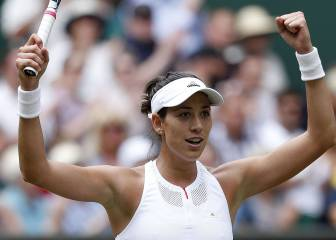 Muguruza-Venus Williams: TV, horario y dónde ver en directo