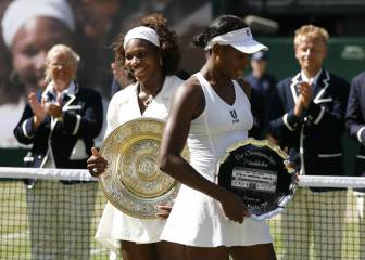 El abrumador dominio de las hermanas Williams en Wimbledon