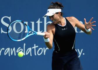 Muguruza downs No. 1 Pliskova to reach Cincinnati final
