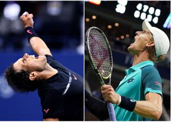 Rafa Nadal-Kevin Anderson: US Open Final - live online