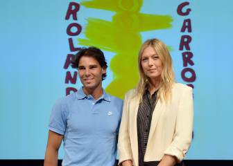 Sharapova defends Nadal after fan's flippant remark on Twitter