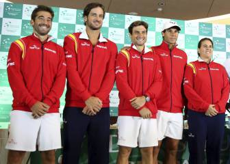 Spain to host Great Britain in 2018 Davis Cup first round
