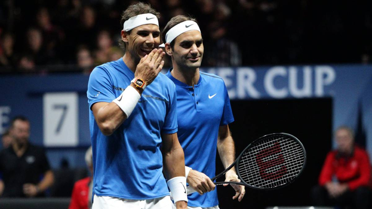 Nadal and Federer take Europe closer to Laver Cup