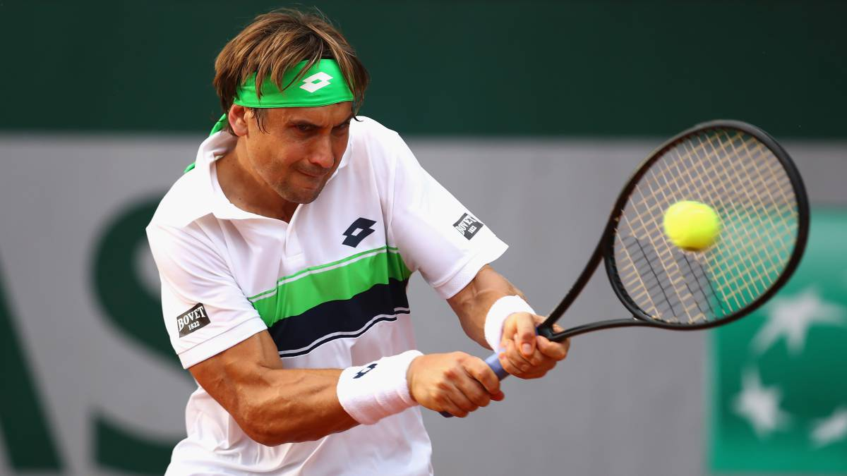 David Ferrer no estará en Sanghai.