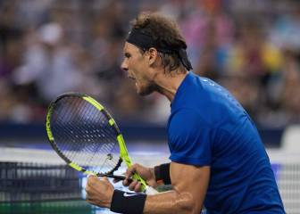 Nadal breaks Cilic resistance to reach Shanghai Masters final