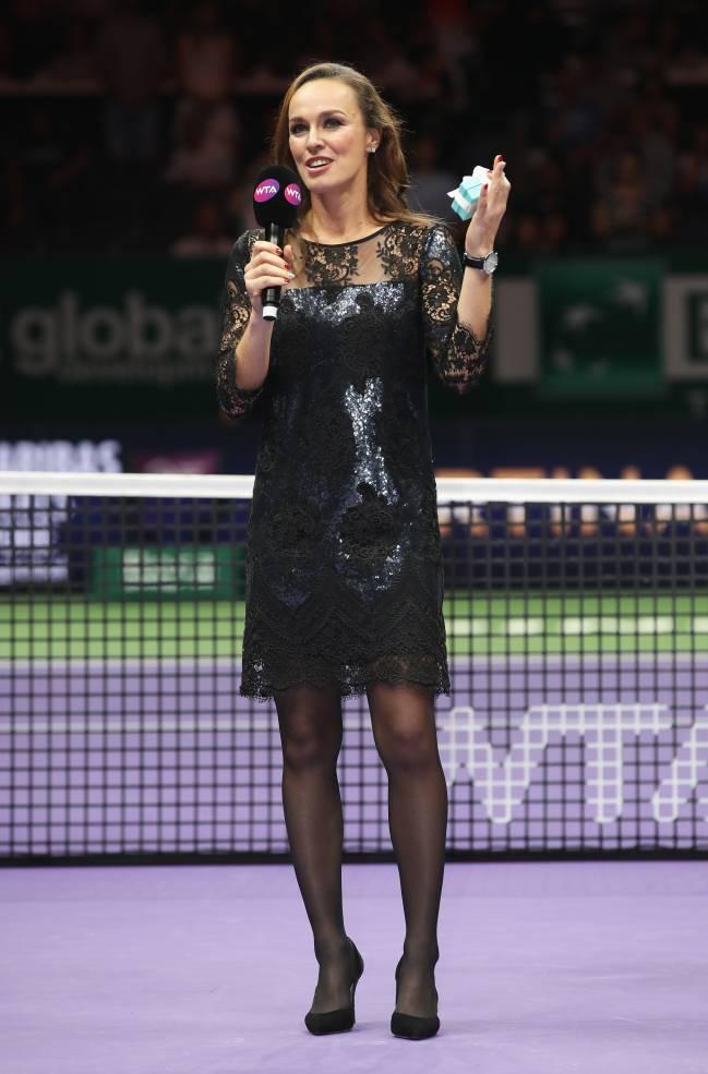 Martina Hingis.