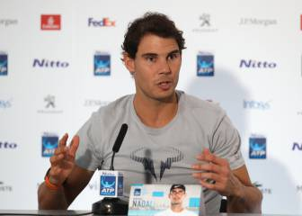 Nadal still unsure if he will be fit for the ATP Finals