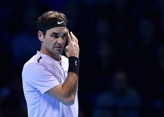ATP Finals 2017, resumen: Goffin dejó a Federer sin final