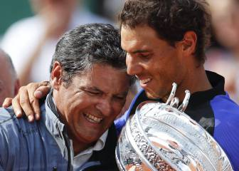 Toni Nadal steps down as Rafa's coach after 27 years
