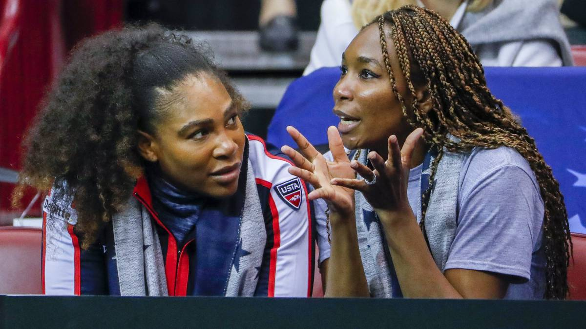 Serena y Venus Williams.