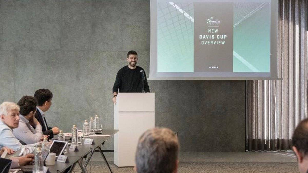 Piqué and Djokovic-backed tennis world cup gets ITF blessing