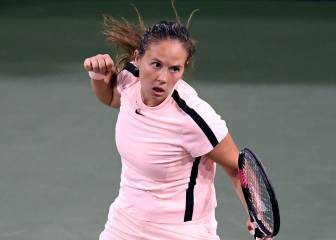 Kasatkina remonta a Venus Williams y se mete en la final
