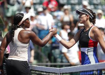 World number three Muguruza falls to Stephens in Miami