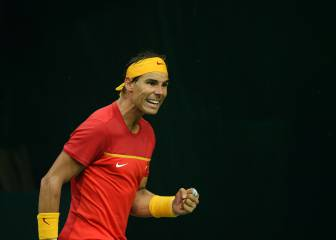 Nadal to return to action in Davis Cup tie against Germany