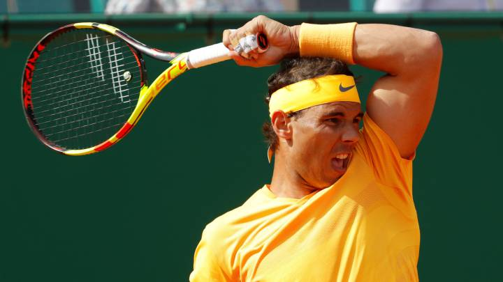 Nadal kicks off clay season with routine win over Bedene