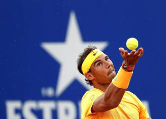 Insatiable Rafa Nadal: 11 titles and remains number one