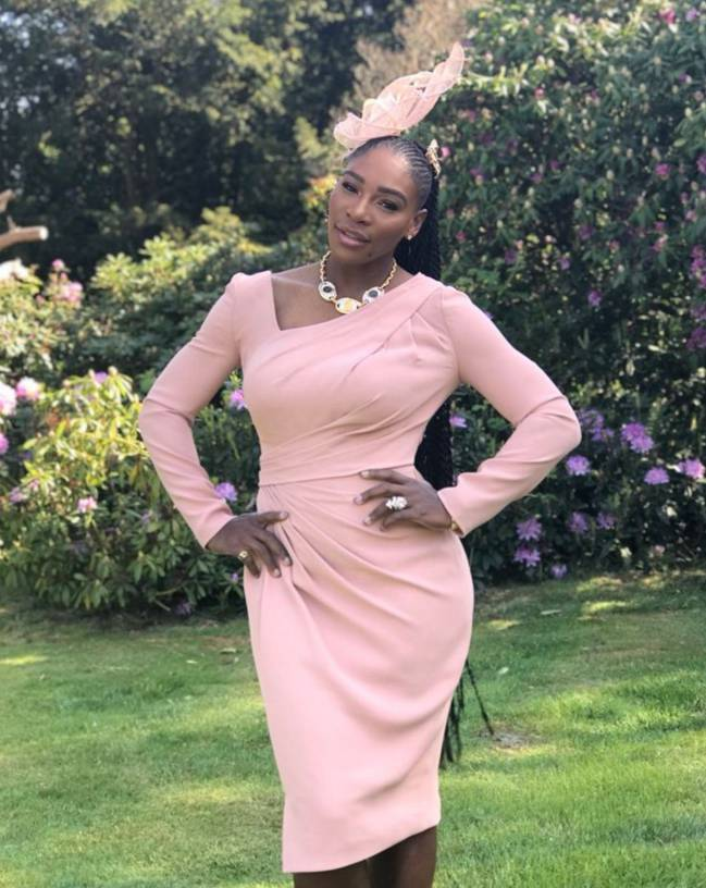 Serena Williams: boda real y a Roland Garros - AS.com