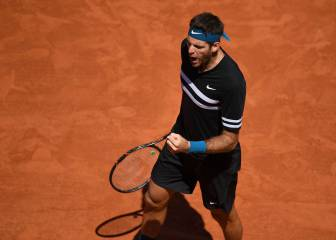 Del Potro powers past Cilic to set up Rafa Nadal clash