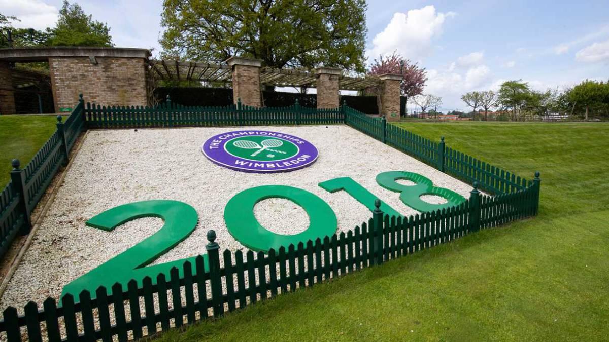 Dónde y cómo ver Wimbledon 2018 en directo