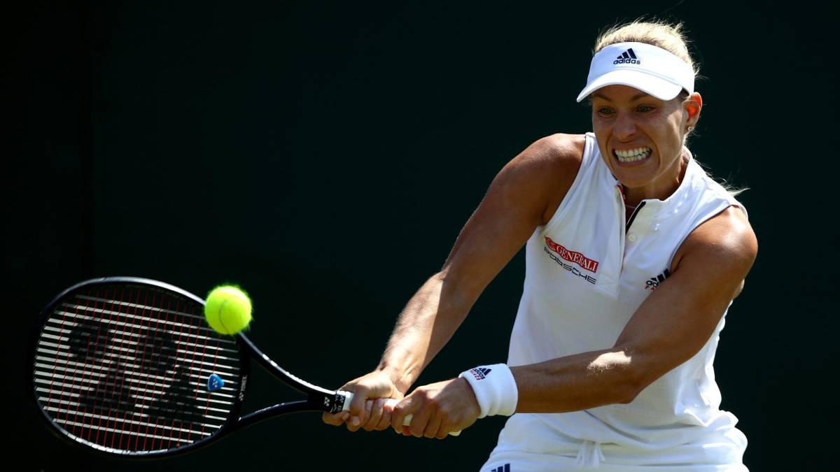 Kerber y Konta cumplen en su arranque en Wimbledon