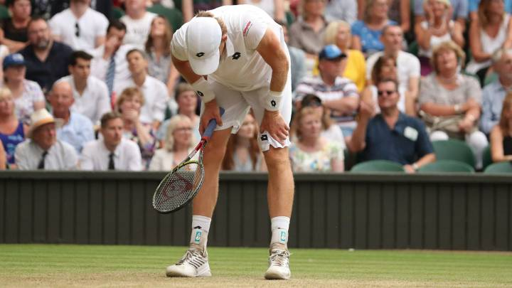 Kevin Anderson.