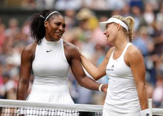 Kerber, último obstáculo entre Serena Williams y Court