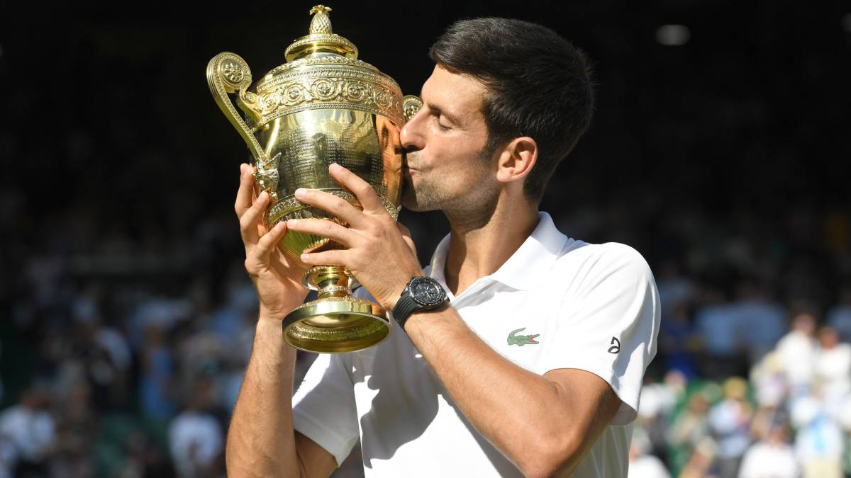 Novak Djokovic.