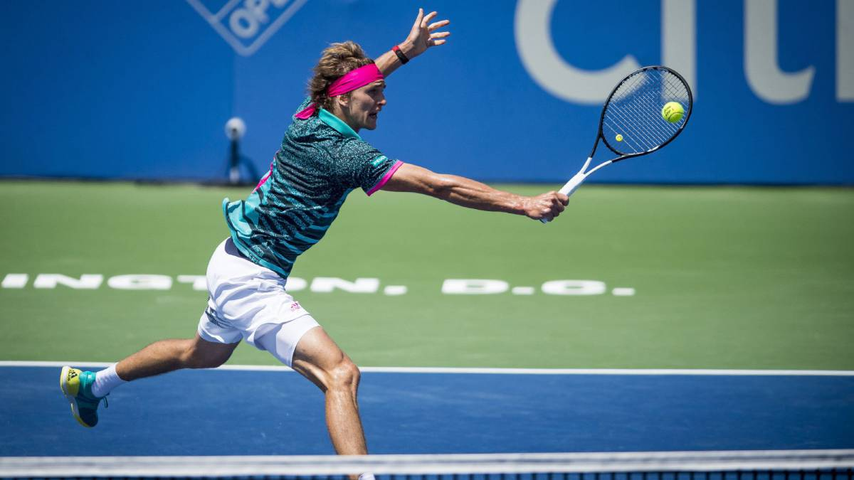 Zverev y De Minaur disputarán la final en Washington