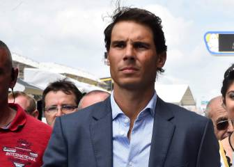Nadal: 'Es una gran noticia que esta Davis sea en Madrid'