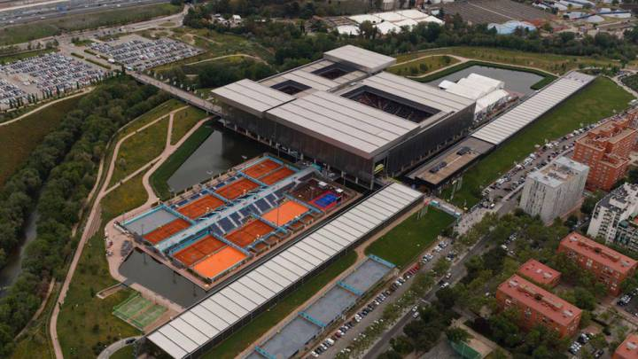 El Mutua Madrid Open 2019, con \