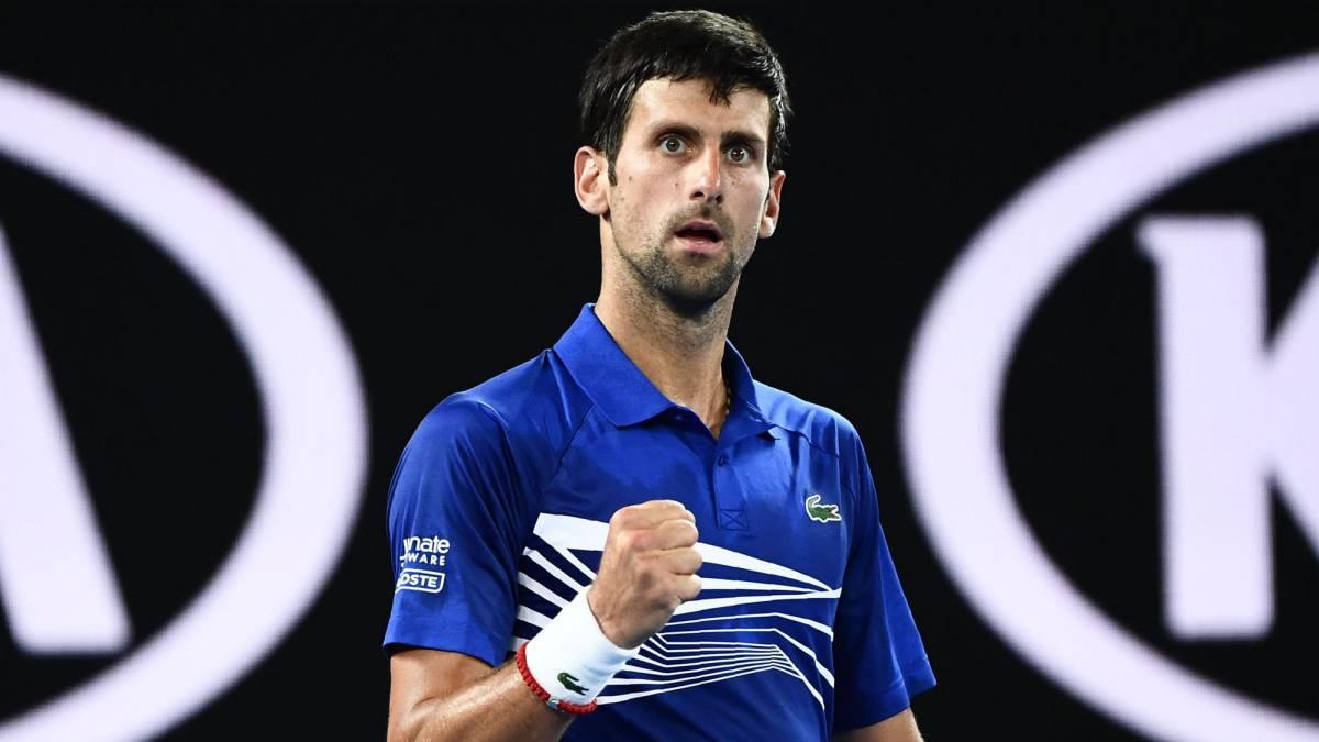 Crónica del Djokovic vs Tsonga.