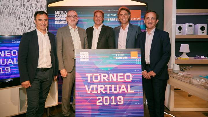 El Mutua Madrid Open Virtual 2019 se jugará en el Estadio Manolo Santana