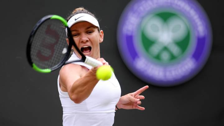 Simona Halep vuelva a las semifinales cinco años después