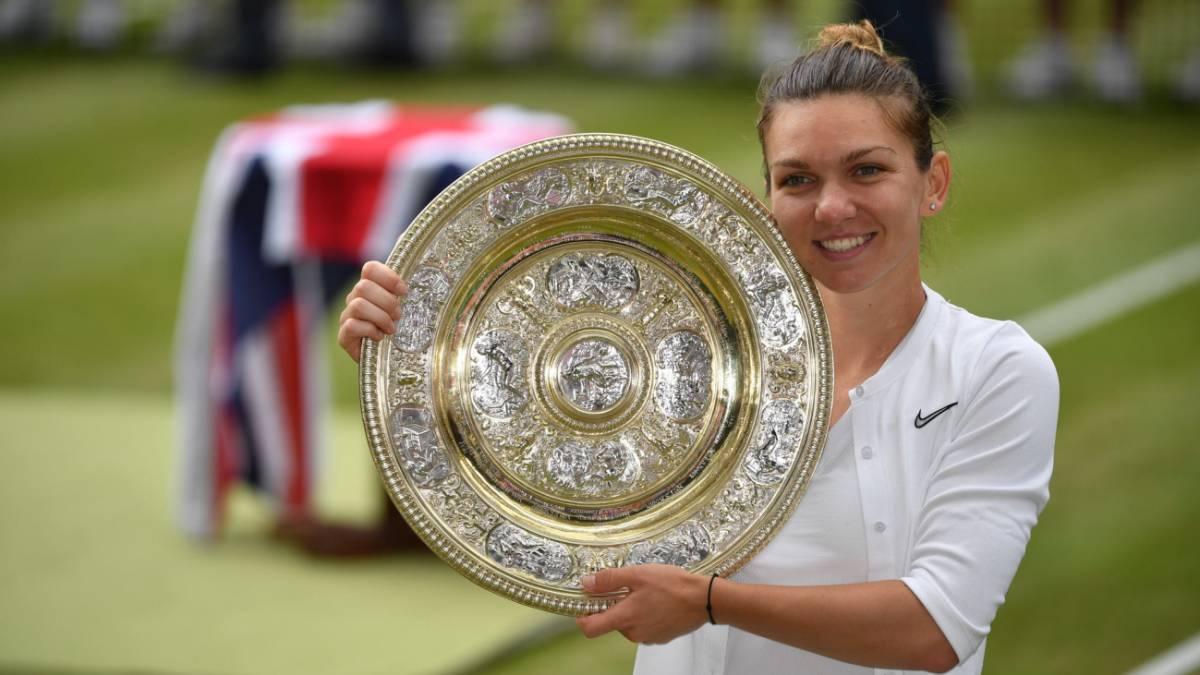 El 24º se le resiste a Serena: Simona Halep, campeona