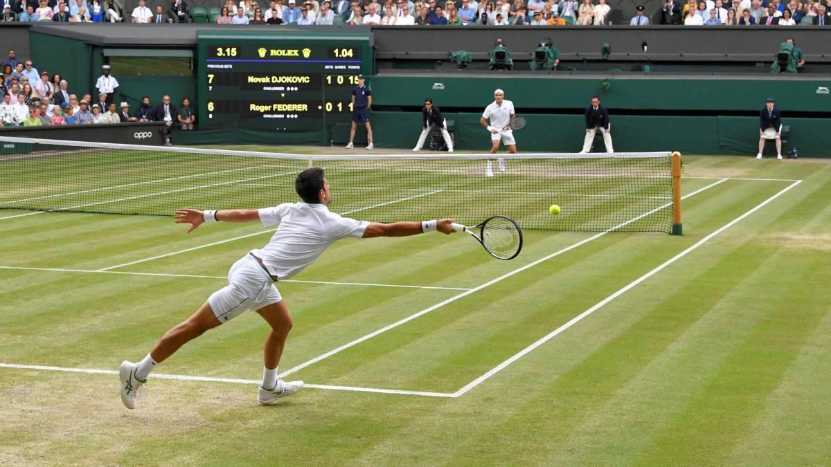 Djokovic confirma su dominio en una magnífica oda al tenis