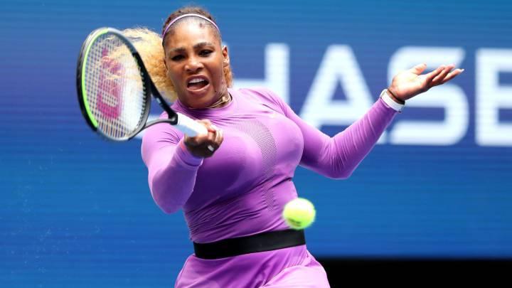 Serena Williams le regala a su hija otra victoria en Nueva York